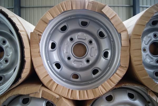 汽车钢圈车轮构架