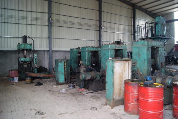 钢圈生产线