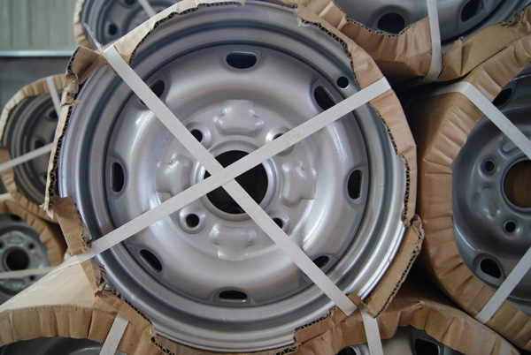 三轮车钢圈