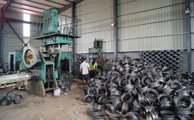 钢圈生产厂家